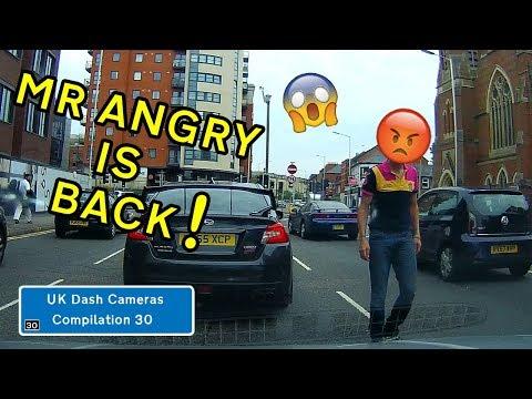 UK Dash Cameras - Compilation 30 - 2019 Bad Drivers, Crashes + Close Calls