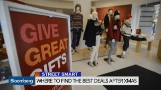 Where to Find the Best Retail Deals After Christmas