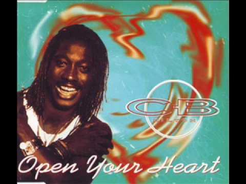 CB Milton - Open Your Heart (1994)