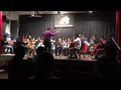 calcutta school of music orchestra