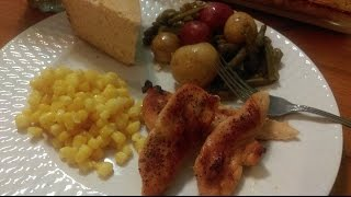 Easy Baked Chicken -the Hillbilly Kitchen