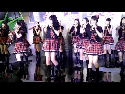 JKT48 - Oogoe Diamond at Mall Taman Anggrek