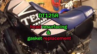 3DB1 Motorcycle Water Pump Seal Replacement for YAMAHA DT125 DT125R 1988