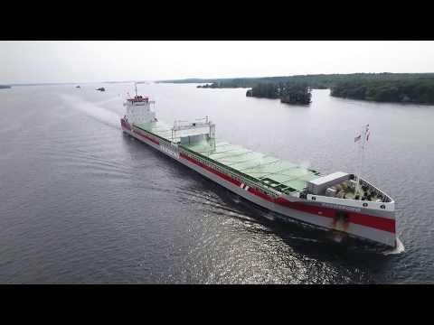 Reggeborg - St Lawrence Seaway