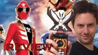 Power Rangers Super Megaforce Episode 1 review