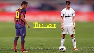 Neymar vs Gareth Bale   Best Skills & Goals Battle 2014 2015  HD
