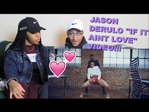 "Couple Reacts : Jason Derulo ""If It Ain't Love"" Music Video Reaction!!!"