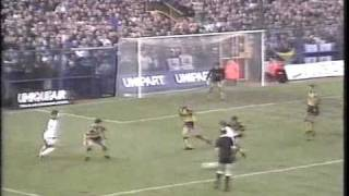 Oxford United v Leeds United 93/94
