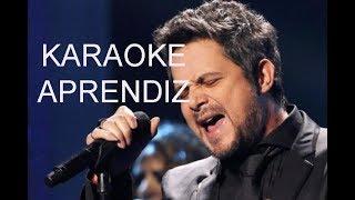 Karaoke Alejandro Sanz Aprendiz