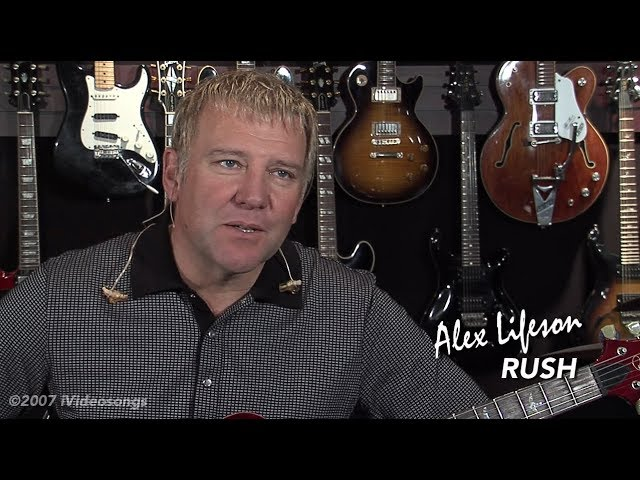 How to Play Limelight by RUSH on Guitar