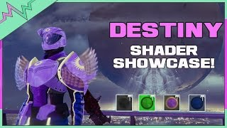 Destiny - HOW TO GET ALL NEW SHADERS! Festival of The Lost