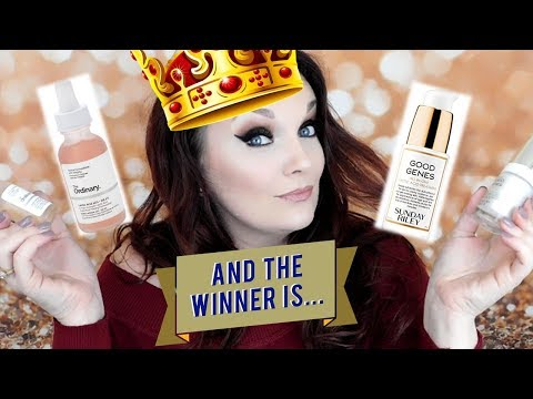 Sunday Riley VS The Ordinary | And the Winner is.... thumbnail