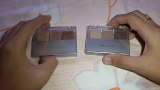 Review Eye Shadow WARDAH || Eye Shadow Multi Fungsi ??? #seri G dan classic || Lucya Ang