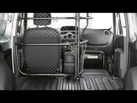 WOW Renault Kangoo ZE will get a range boost to about 170 miles