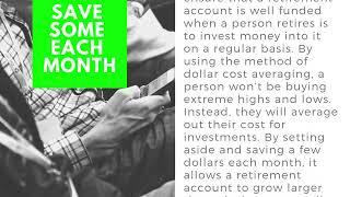 5 Tips on Enhancing Your Retirement Account - Tejesh Kodali