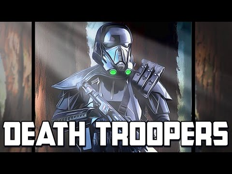 Death Troopers Secrets: Star Wars lore