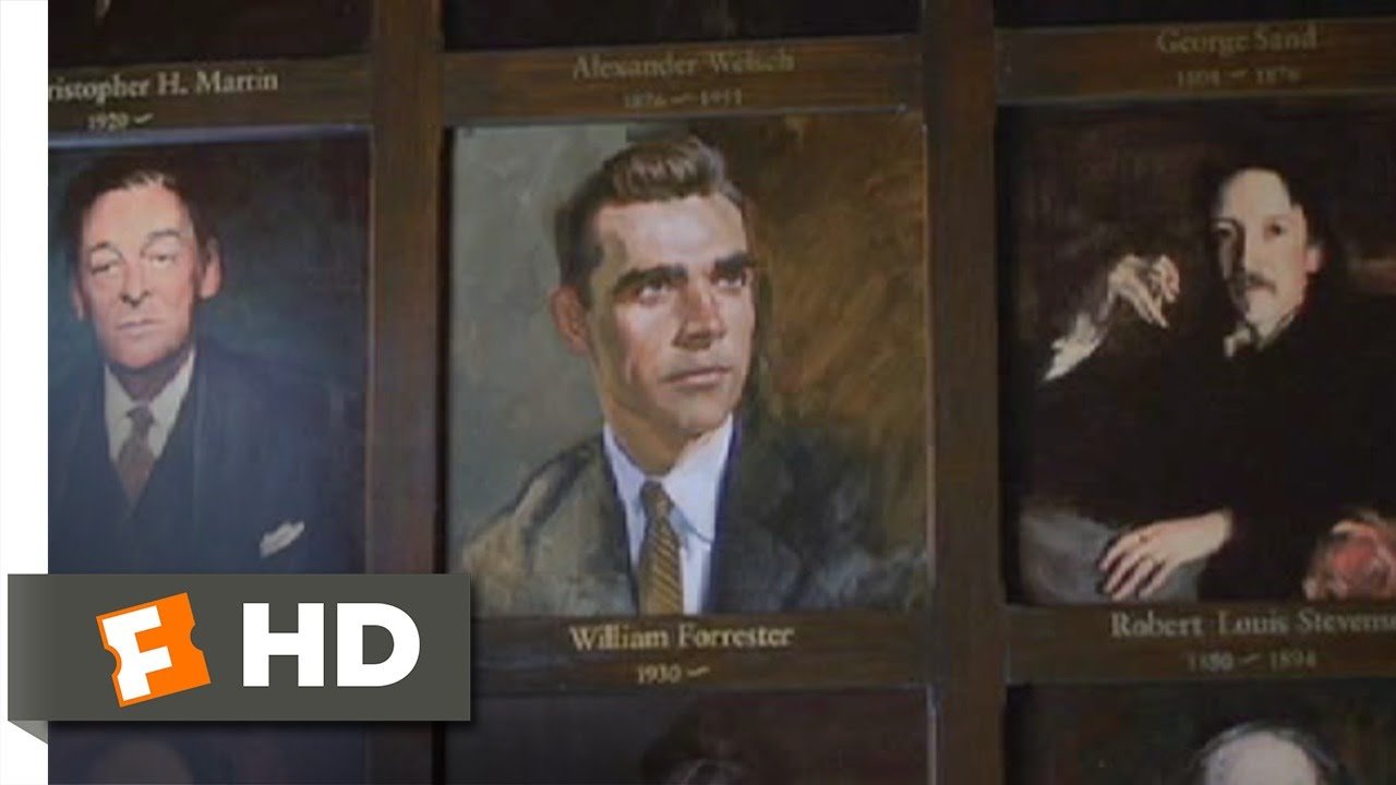 finding forrester 7 8 movie clip my is william forrester finding forrester 7 8 movie clip my is william forrester 2000 hd