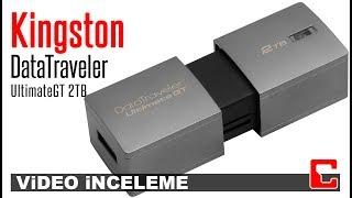 Kingston DataTraveler Ultimate GT 2TB İncelemesi - USB Bellek
