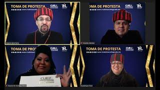 Toma de Protesta de Mtra. Susana de Santiago Pérez