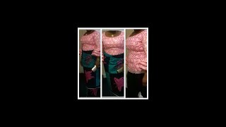 How To Make Igbo Blouse ( Part 3 )