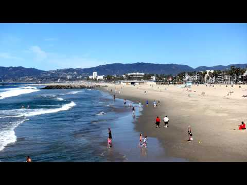 Santa Monica State Beach (Through My Eyes)