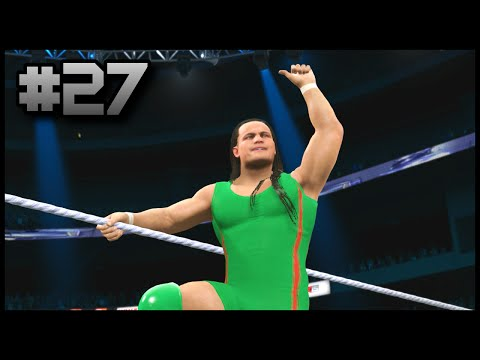 WWE 2K15 | Universe Mode - 'BO-ELF!' | #27