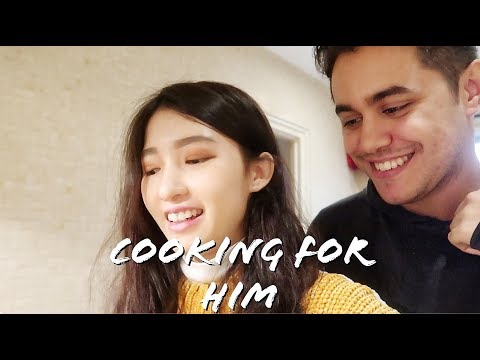 Winter Weekend in England, cooking for Ruanth - England Diaries Ep. 9 - Cindy Thefannie