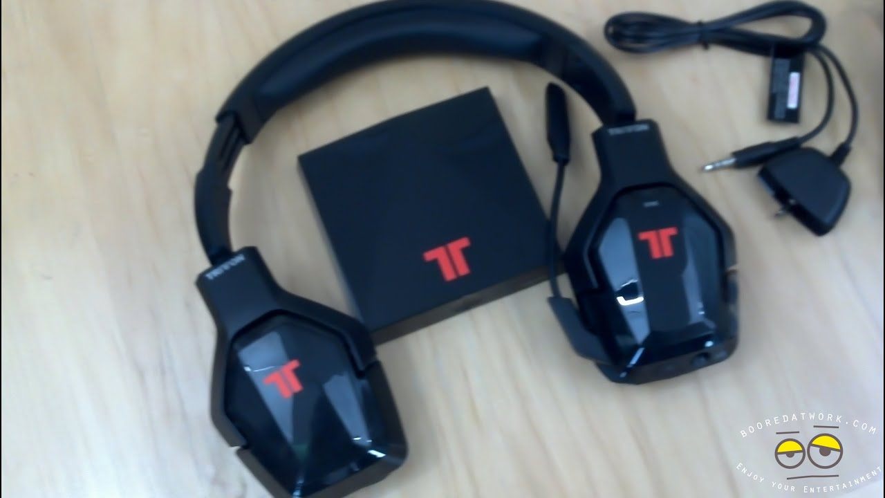 MadCatz Tritton Primer Xbox 360 Branded Headset Review