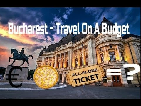 Bucharest, Romania travel guide | how expensive is bucharest?