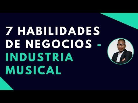7 Habilidades De Negocio Para Dominar La Industria Musical   Samir Angulo