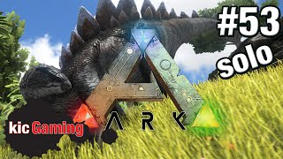 Let's Play ARK: Survival Evolved single player survival Ep 53 - Ride a carno