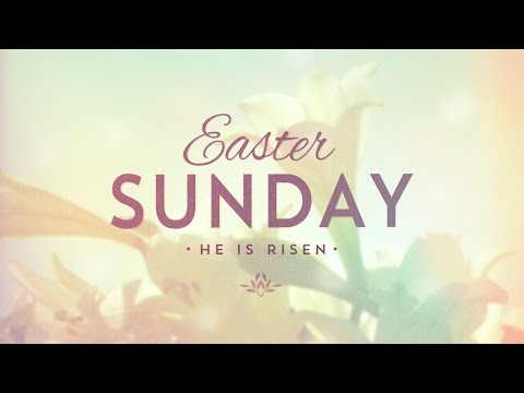 Easter Service, Christ Church, Mount Road, Chennai