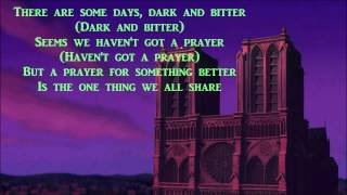 Someday by All-4-One (w/ lyrics) From Disney