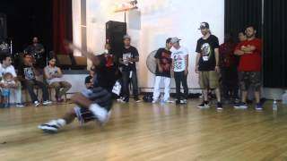 Hidden Syndrome vs Mighty Zulu Kingz  - Semifinal - Weapons of Mass Creation 4