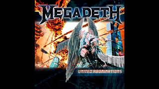 Megadeth - You're dead (Lyrics in description)