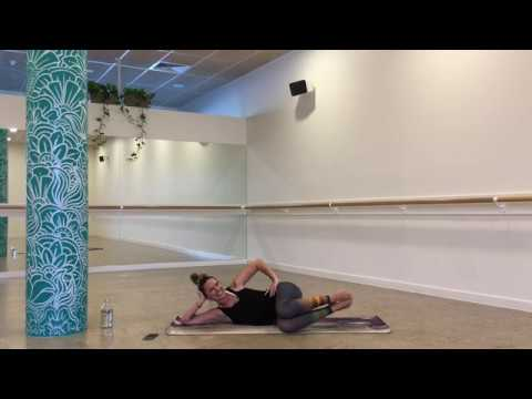 30 min Pilates - Legs and Booty