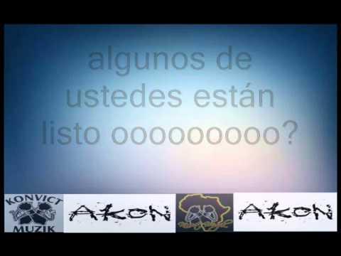 akon once radio subtitulado a español