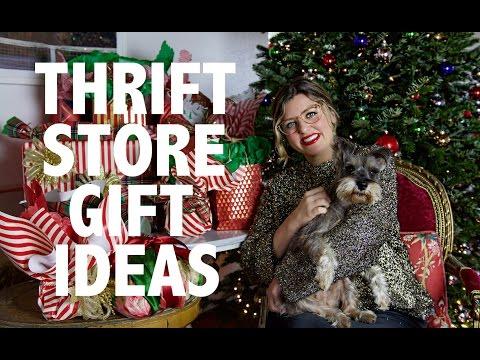 Thrift Store Gift Ideas