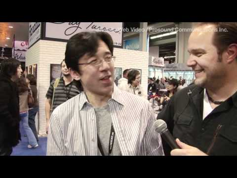 NAMM 2012 Xotic Booth Interview with Tomo Fujita