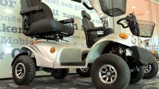 Lion 4 - scootmobiel van Mango Mobility