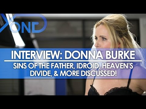 The Codec - Donna Burke Interview: Sins of the Father, iDroid, Heaven's Divide, & More Discussed!