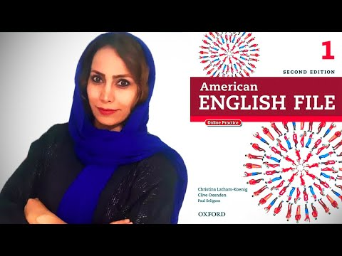 اموزش-کتاب-american-english-file-one-درس-دوم