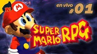 8 AÑOS PASARON! SUPER MARIO RPG / En vivo #1