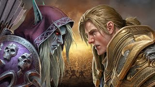 Battle for Lordaeron Scenario (Alliance) | World of Warcraft Battle for Azeroth BETA Gameplay Part 1