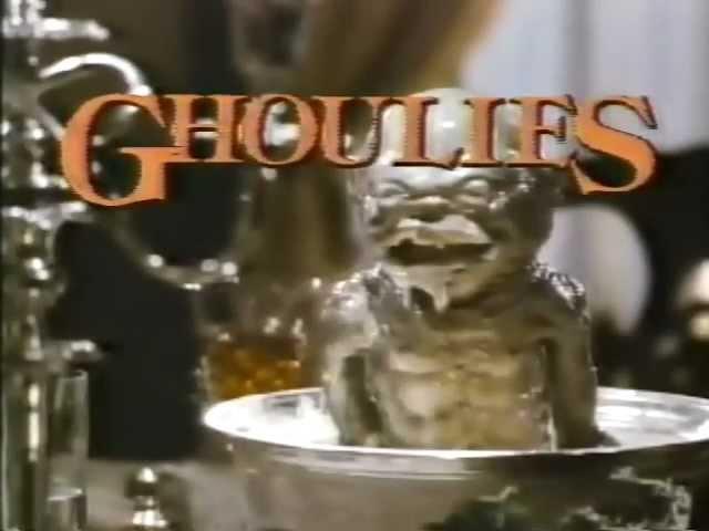 Ghoulies 1985 TV trailer