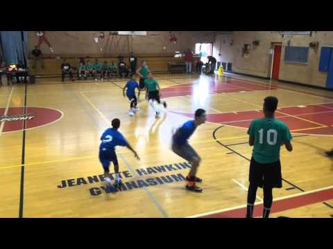 Video: 2016 March Madness North Camden Basketball League  championship game