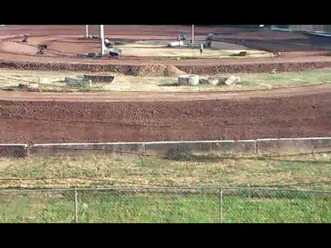 Cottage grove speedway open hot laps