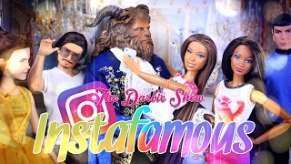The Darbie Show: Instafamous - Barbie | Salt Bae | Beauty and the Beast | Mannequin Challenge