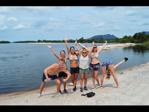 Adventure i Venezuela