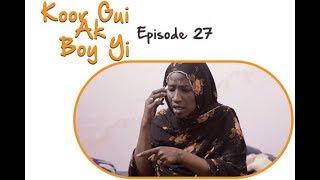 Koor gui ak boy yi avec Maman Aicha Dinama Nekh Episode 27